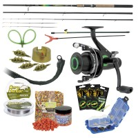 Carp Hunter Alfa Feeder Szett